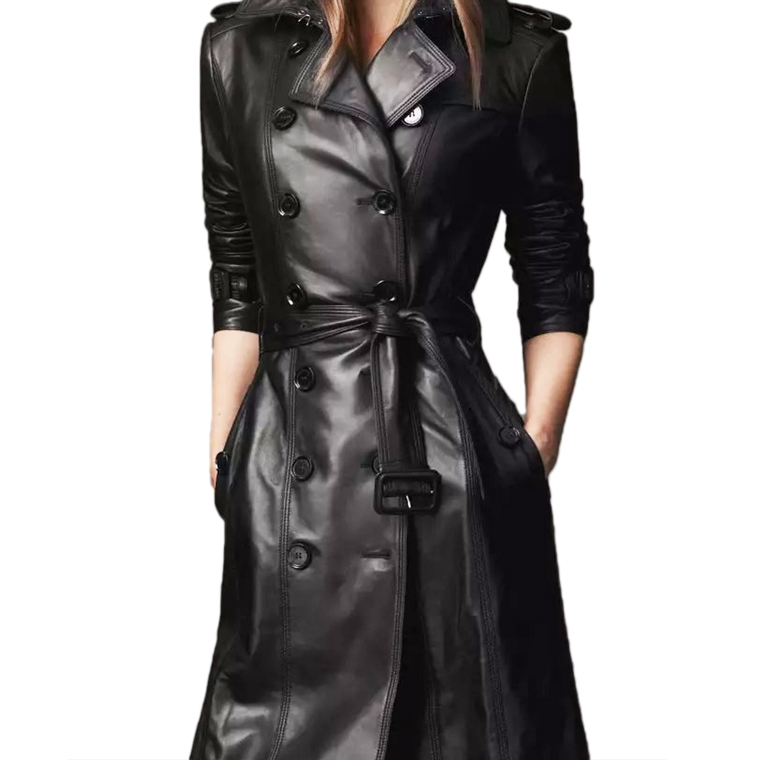 Classic trench coats for women